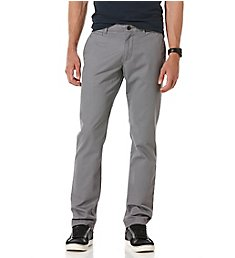 Original Penguin Slim Fit Flat Front Stretch 32 Inch Chino Pant OPBB051
