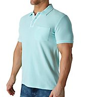 Original Penguin Earl Heritage Slim Fit Short Sleeve Polo Shirt OPK7274