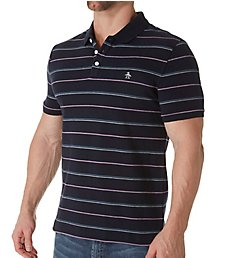 Original Penguin Vintage Stripe Polo OPK8052