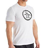 Original Penguin Triblend Circle Penguin Logo T-Shirt OPKB411