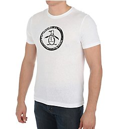 Original Penguin Basic Circle Logo T-Shirt OPKF461