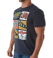 Original Penguin Comic Print Short Sleeve T-Shirt OPKF642