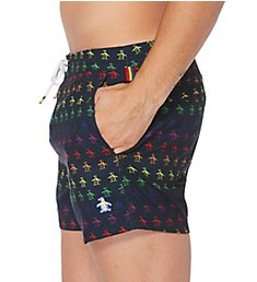 Original Penguin Pride Fixed Rain Swim Trunk OPSM060