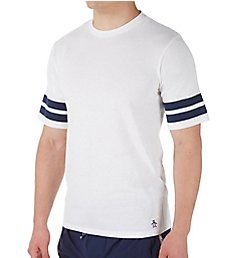 Original Penguin Double Stripe Short Sleeve Crew Neck Tee RPM2405