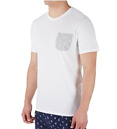 Original Penguin Pete Pocket Lounge T-Shirt RPM2407