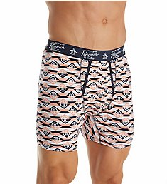 Original Penguin Diamond Pete Print Fashion Boxer Brief RPM3196