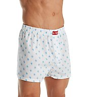 Original Penguin All Over Pete Print Woven Boxer RPM3235