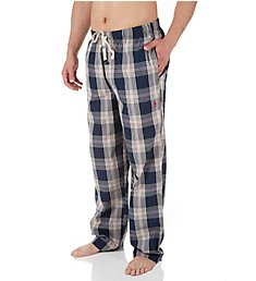 Original Penguin Wander Plaid Woven Sleep Pant RPM6243