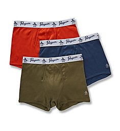 Original Penguin 100% Cotton Trunk - 3 Pack RPM8301