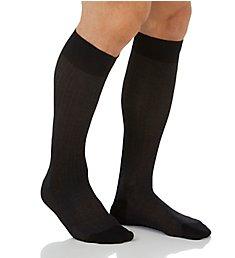 Pantherella Fabian Herringbone Over The Calf Fancy Sock 6311