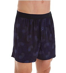 Perry Ellis Paisley Luxe Boxer Short 163063