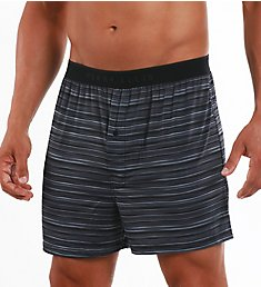 Perry Ellis Stripes Luxe Boxer Short 163069