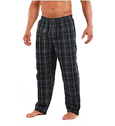 Perry Ellis Relaxed Fit Woven Sleep Pant 778214