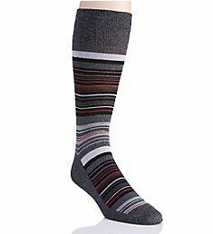 Perry Ellis Superior Soft Luxury Stripe Sock 859213