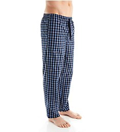 Perry Ellis Woven Plaid Sleep Pant 922346