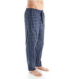 Perry Ellis Woven Plaid Sleep Pant 922346
