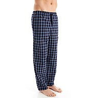 Perry Ellis Woven Grid Sleep Pant 922347
