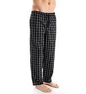 Perry Ellis Woven Grid Sleep Pant 922347
