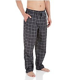 Perry Ellis Shadowplay Relaxed Fit Woven Sleep Pant 922356
