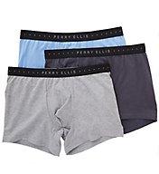 Perry Ellis Portfolio Cotton Stretch Boxer Briefs - 3 Pack 960560
