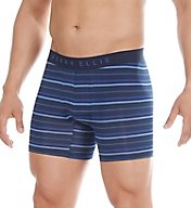 Perry Ellis Luxe Digital Stripe Boxer Brief 960769