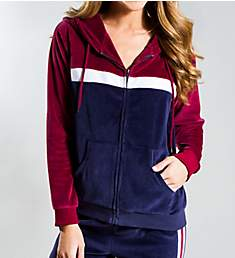 PJ Salvage Track Star Zip-Up Jacket RETSJ