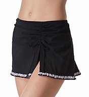 Profile by Gottex Romeo and Juliette Skirted Brief Swim Bottom 7691P92