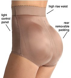 Rago High Waist Padded Shaping Panty 915