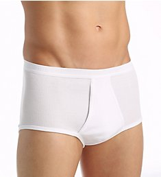 Schiesser Double Rib 100% Cotton Herrenslip Classic Brief 005046