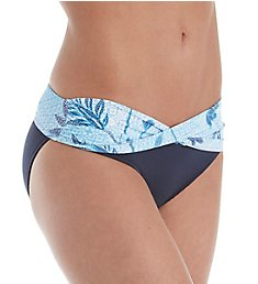 Seafolly Bali Hai Twist Band Hipster Swim Bottom 44320BH