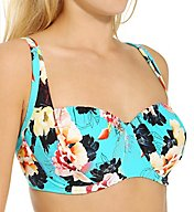 Seafolly Kabuki Bloom Underwire Swim Top - F(D4) Cup KB3023F