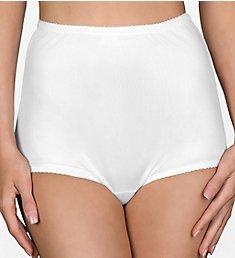 Shadowline Pants & Daywear Nylon Classic Brief Panty 17042