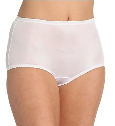 Shadowline Nylon Modern Brief Panty 17642