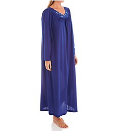 Shadowline Petals 53 Inch Long Sleeve Gown 33280