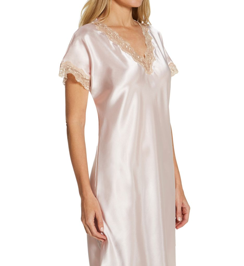 Shadowline Charming Charmeuse Sleep Gown 4503