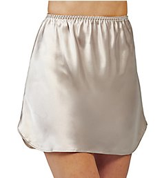 Shadowline Satin Essentials 15 Inch Half Slip 47091