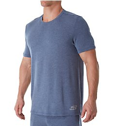 Skechers Soft Terry Short Sleeve T-Shirt SMTS1672