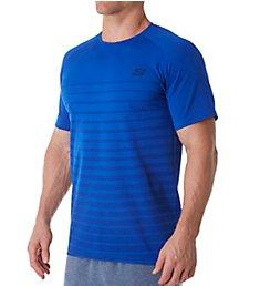 Skechers Flaux Seamless Short Sleeve T-Shirt SMTS1681