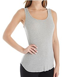 Splendid 2x1 Rib Zuma Scoop Neck Tank RF8K110
