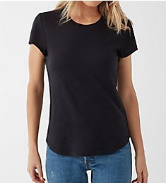 Splendid Abbie Modal Jersey Short Sleeve Crew Neck Tee RS9K470