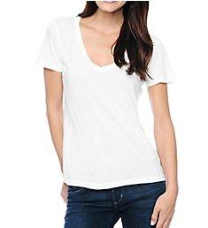 Splendid Jersey V-Neck Tee Shirt TMJ1021