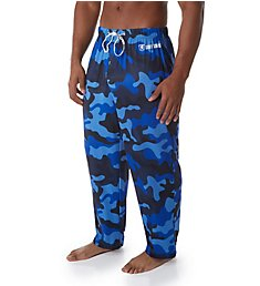 Stacy Adams Camo Print Sleep Pants SA6004