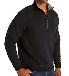 Tommy Bahama New Flipsider Reversible Half Zip Pullover T223179