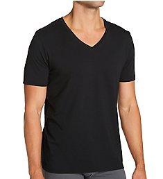 Tommy John Second Skin Lounge V-Neck T-Shirt 1000046