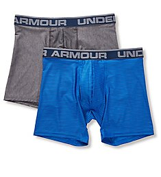 Under Armour Original 6 Inch Novelty Boxerjock - 2 Pack 1299994