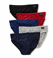 Van Heusen Men's Knit Low Rise Briefs - 5 Pack 162PB01