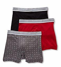 Van Heusen Men's Cotton Boxer Briefs - 3 Pack 171PB08