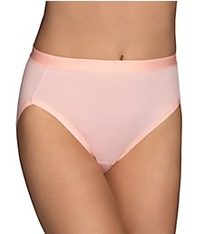 Vanity Fair Comfort Where It Counts Modern Hi-Cut Panty 13164