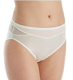 Vanity Fair Breathable Luxe Hi-Cut Brief Panty 13185