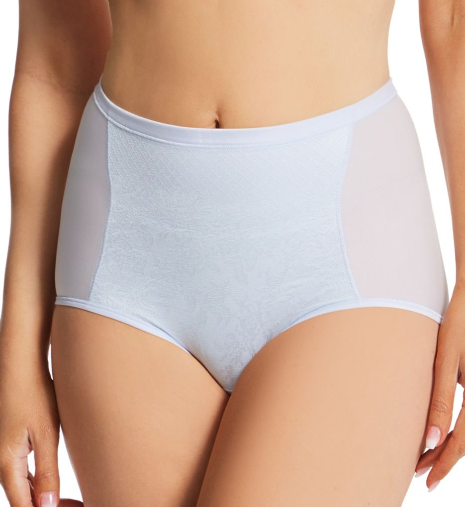 Vanity Fair Body Caress Smoothing Lace Brief Panty 13262